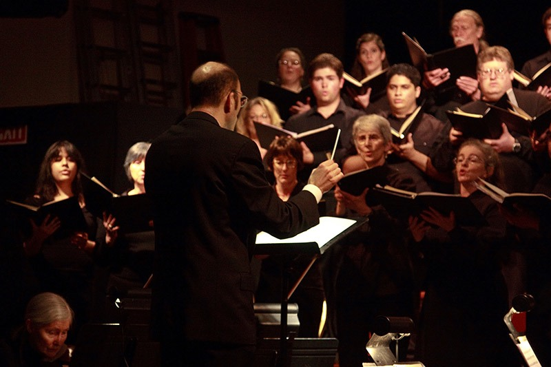 Skyline Concert Choir, Jude Navari