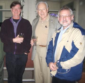 Bob Welch, Jerry Crow, Jim Nichols